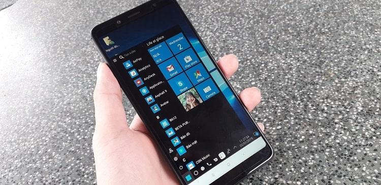 Hình ảnh optimized eqfu của Cách đổi giao diện Android thành Windows 10 y chang, đầy đủ tính năng tại HieuMobile
