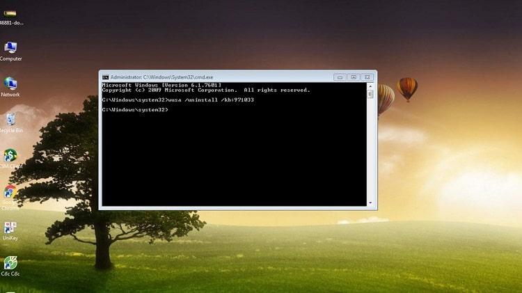 Hình ảnh optimized fjch của Cách tự sửa lỗi mất bản quyền Windows 7 bởi sự cố kích hoạt KMS tại HieuMobile