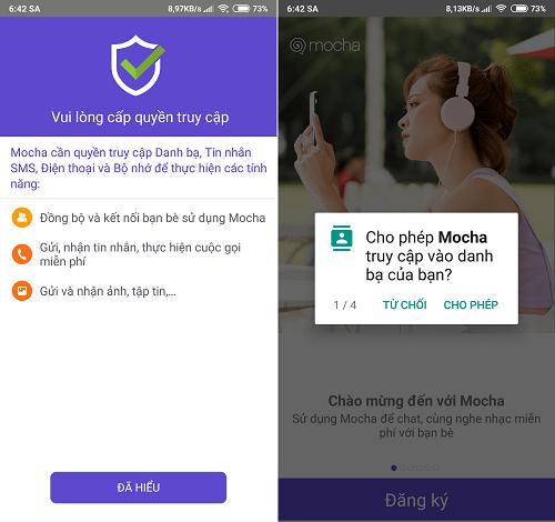 Hình ảnh optimized g8oj của Cách gọi Call Out miễn phí cho thuê bao Viettel bằng ứng dụng Mocha tại HieuMobile