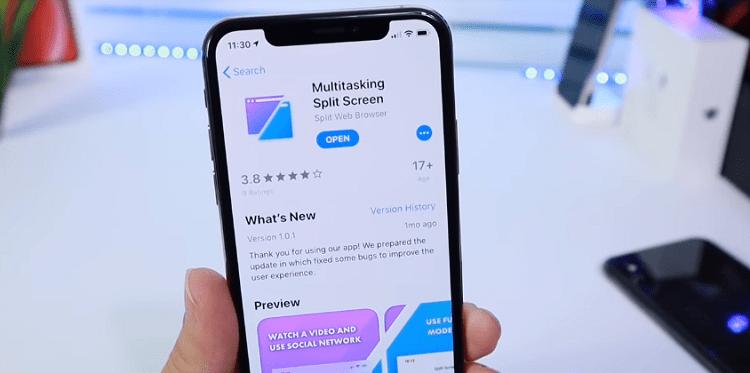 Hình ảnh optimized gdok của Tải Multitasking Split Screen: Trình duyệt chia đôi màn hình cho iPhone, iPad tại HieuMobile