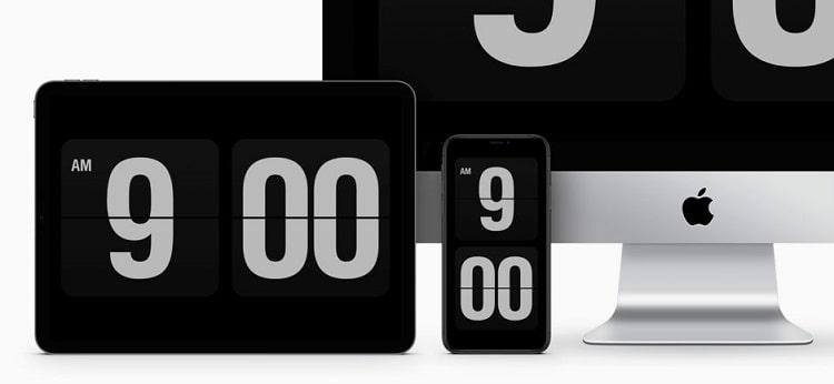 Hình ảnh optimized i5fy của Tải Fliqlo: Hiển thị màn hình chờ dạng đồ hồ số cho máy tính và iPhone tại HieuMobile