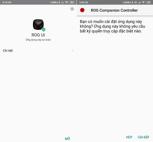 Hình ảnh optimized ku2d của Mang hình nền động cực ngầu của ASUS ROG Phone lên mọi máy Android tại HieuMobile