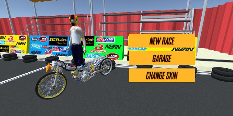 Hình ảnh optimized mm6c của Tải Drag King: Game đua xe Drag y như thật cho dân Racing Boy tại HieuMobile