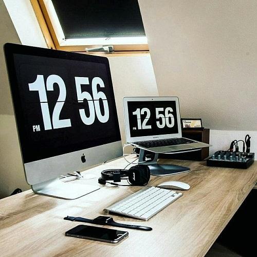 Hình ảnh optimized naml của Tải Fliqlo: Hiển thị màn hình chờ dạng đồ hồ số cho máy tính và iPhone tại HieuMobile