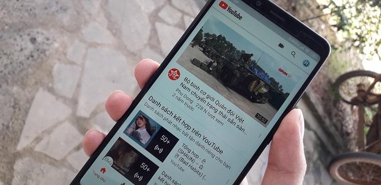 Hình ảnh optimized o3ma của Hướng dẫn xóa từ khóa trong lịch sử tìm kiếm của ứng dụng Youtube tại HieuMobile