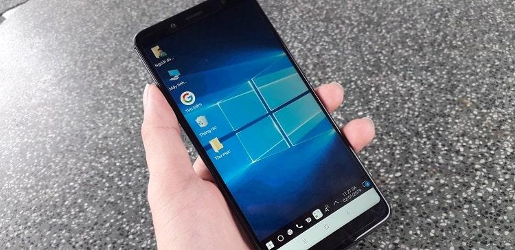 Hình ảnh optimized okwm của Cách đổi giao diện Android thành Windows 10 y chang, đầy đủ tính năng tại HieuMobile