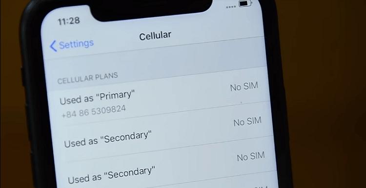 Hình ảnh optimized ricu của Hướng dẫn kích hoạt eSIM của nhà mạng Viettel cho iPhone tại HieuMobile