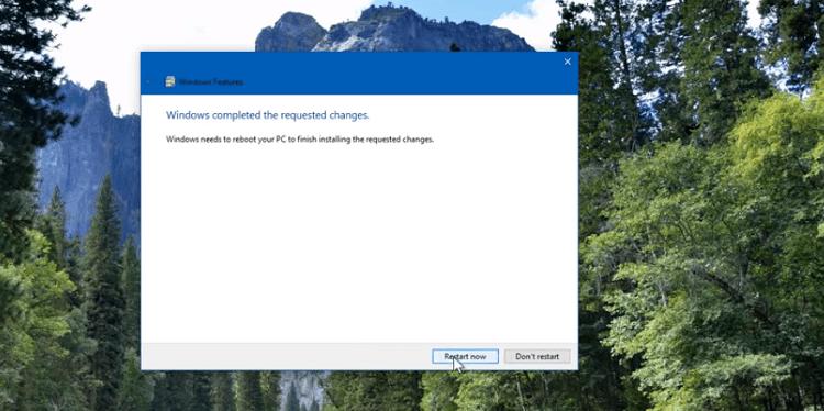Hình ảnh optimized w4f2 của Tạo máy tính ảo để thử virus và mã độc bằng Windows Sandbox cho Windows 10 tại HieuMobile