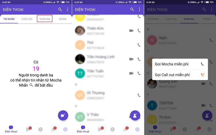 Hình ảnh optimized we7r của Cách gọi Call Out miễn phí cho thuê bao Viettel bằng ứng dụng Mocha tại HieuMobile