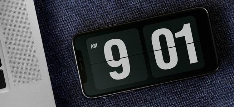 Hình ảnh optimized yby5 của Tải Fliqlo: Hiển thị màn hình chờ dạng đồ hồ số cho máy tính và iPhone tại HieuMobile