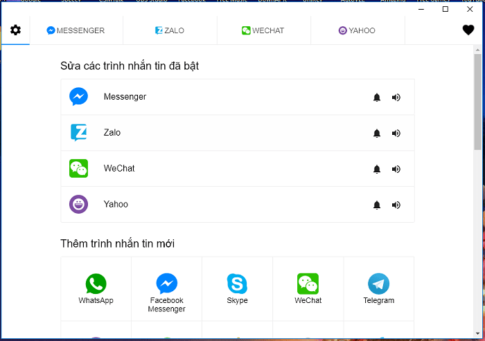 Hình ảnh optimized zk8a của Cách sử dụng Zalo, Messenger, Skype... nhanh trên một tab Chrome duy nhất tại HieuMobile