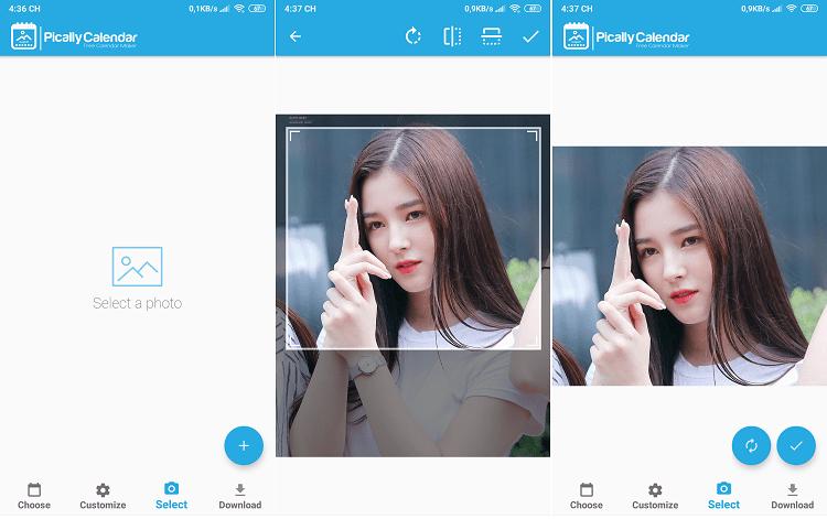Hình ảnh optimized fyox của Tải PicallyCalendar: Ứng dụng thiết kế, ghép ảnh vào lịch treo tường tại HieuMobile
