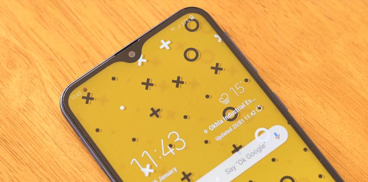 Hình ảnh optimized jqvu của Samsung Galaxy M20: Màn hình giọt nước, chip Exynos 7904, pin 5000mAh tại HieuMobile