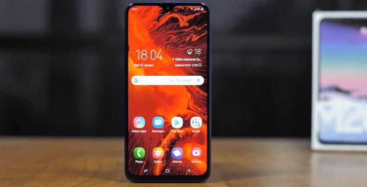 Samsung Galaxy M20 có thiết kế màn hình giọt nước, chip Exynos 7904, pin 5000mAh và mức giá chỉ tầm 4 triệu đồng