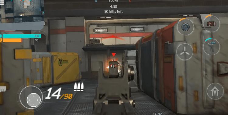 Hình ảnh optimized rrol của Tải Infinity Ops: Game bắn súng chiến tranh vũ trụ viễn tưởng tại HieuMobile