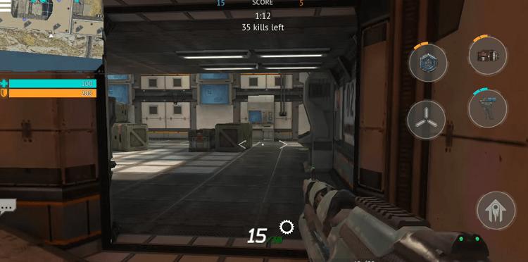 Hình ảnh optimized t7yh của Tải Infinity Ops: Game bắn súng chiến tranh vũ trụ viễn tưởng tại HieuMobile