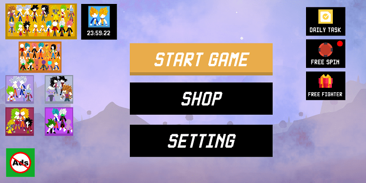 Hình ảnh optimized tqvp của Tải Stick Shadow: Game đối kháng người que 7 viên ngọc rồng tại HieuMobile