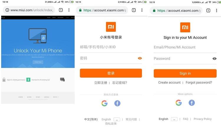 Hình ảnh optimized wbte của Hướng dẫn Unlock Bootloader cho mọi dòng máy Xiaomi tại HieuMobile