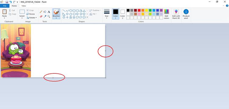 Hình ảnh optimized xhmn của Ghép nhiều ảnh thành 1 ảnh trên máy tính bằng phần mềm Paint cực dễ tại HieuMobile