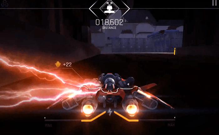 Hiệu ứng khi chơi lan tỏa cho đến thiết kế của chiếc phi cơ phản lực tuyệt đẹp