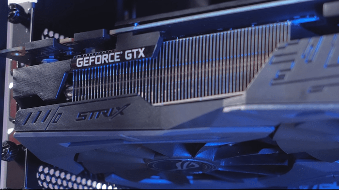 Sức mạnh card màn hình GTX 1080Ti có thể giúp bạn chơi game ở độ phân giải 4K