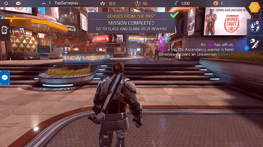 Hình ảnh optimized yvh6 của Tải ShadowGun Legends: Game bắn súng đồ họa cao, chống người ngoài hành tinh tại HieuMobile