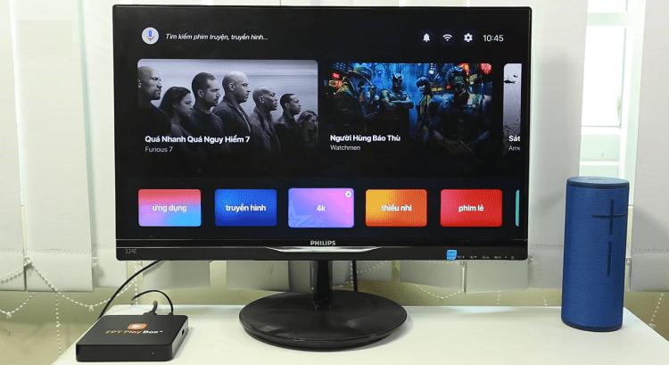 FPT Play Box + là sản phẩm Android TV Box mới nhất của FPT trong năm 2019