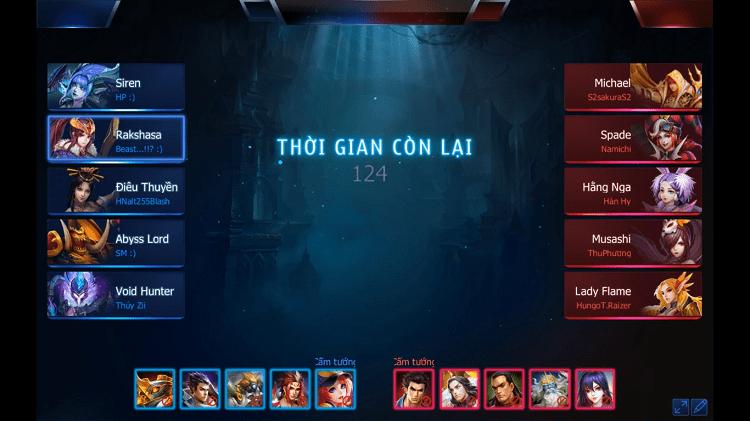 Huyền Thoại Moba từng phát hành tại Việt Nam với nhiều giải đấu tầm cỡ